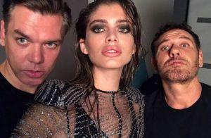 Valentina Sampaio : Beauté transgenre à l'honneur dans le Vogue français
