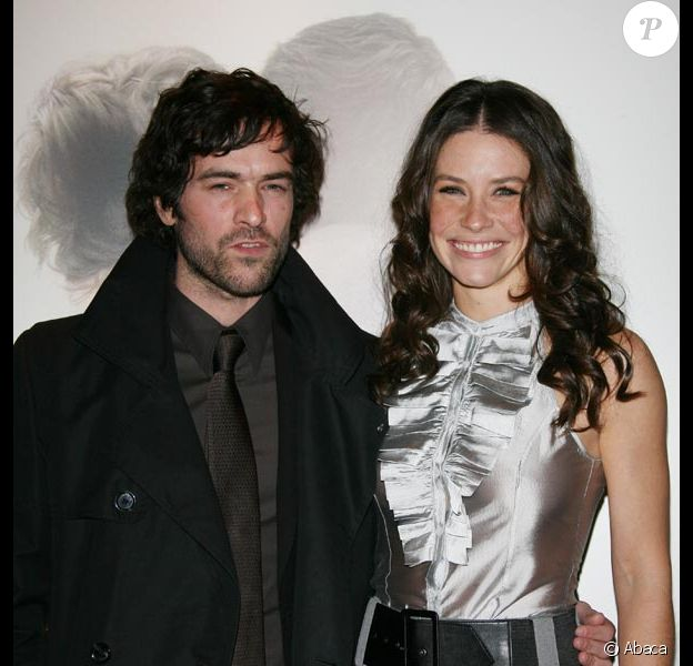 Evangeline Lilly et Romain Duris