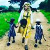 Madonna : Ses jumelles adoptées relookées, la nouvelle photo craquante