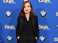 """Isabelle Huppert, son fils cadet : """"Je ne le vois pas encore comme un adulte"""""""