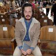 """Mathieu Cesar - Interieur - People au defile de mode Haute-Couture Automne-Hiver 2013/2014 """"Chanel"""" au Grand Palais a Paris. Le 2 juillet 2013"""