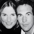 Mike Horn et son épouse Cathy, décédée en 2015 des suites d'un cancer du sein.
