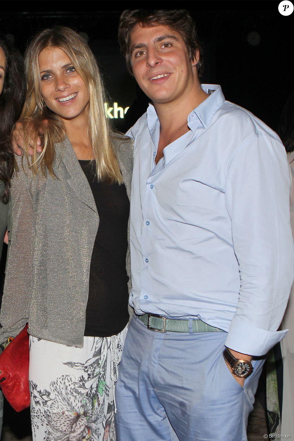 Alexandre balkany et sa femme solenne gallagher en juillet 2011 paris - Alexandre jardin et sa femme ...