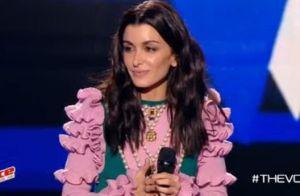 The Voice 6 : Jenifer, dans un look baroque, charme les coachs !