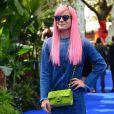 "Lily Allen - Première de ""Pan World"" à Londres le 20 septembre 2015.  Pan World Premiere at Odeon Leicester Square in London on september 20, 2015.20/09/2015 - London"