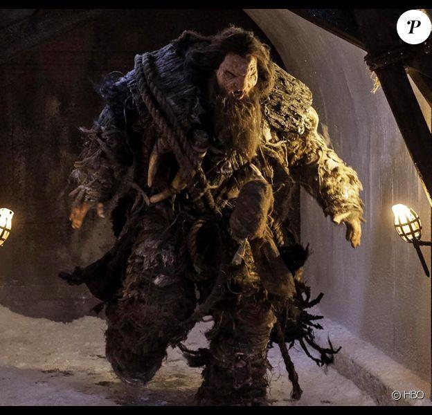 Neil Fingleton dans Game of Thrones