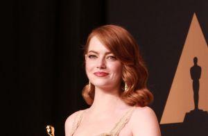 Emma Stone aux Oscars :