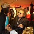 Philippe Manoeuvre lors de la soirée de lancement en exclusivité du magazine Façade 16, le numéro des 40 ans chez colette, en présence des créateurs et de tous les artistes et personnalités de Façade 16 à Paris, France, le 23 février 2017. © Philippe Baldini/Bestimage