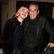 Thierry Ardisson et son fils Gaston : D'humeur festive pour un quarantenaire !