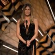 Jennifer Aniston à la 89ème cérémonie des Oscars au Hollywood & Highland Center à Hollywood, le 26 février 2017 © Ampas/AdMedia via Zuma/Bestimage