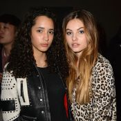 Fashion Week : Thylane Blondeau et Iman Pérez, spectatrices attentives !