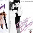 L'affiche du film (1987) et l'affiche du remake télévisé (2017) de Dirty Dancing