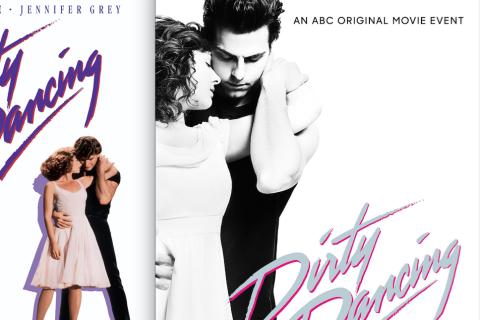 Dirty Dancing : 1re image du remake qui copie Patrick Swayze et Jennifer Grey
