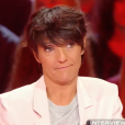 """Florence Foresti dans """"Salut les Terriens !"""" sur C8. Le 4 mars 2017."""
