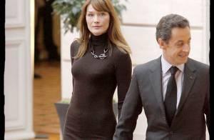 Carla Bruni, reine de la mode dans le coeur... des anglais !