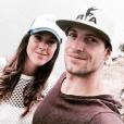 Renaud Lavillenie et Anaïs Poumarat vont se marier ! Le perchiste a fait sa demande en mariage à l'occasion du 28e anniversaire de sa compagne fin février 2017. Photo Instagram Anaïs Poumarat, été 2016.