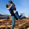 Renaud Lavillenie et Anaïs Poumarat vont se marier ! Le perchiste a fait sa demande en mariage à l'occasion du 28e anniversaire de sa compagne fin février 2017. Photo Instagram Renaud Lavillenie lors de cet anniversaire, dans le Puy-de-Dôme.