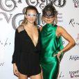 Rachel et AnnaLynne McCord à Los Angeles, le 10 décembre 2016