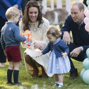 Kate Middleton : Entre George et Charlotte de Cambridge, qui fait la loi ?