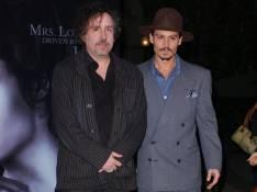 Johnny Depp est le parrain du fils de Tim Burton !