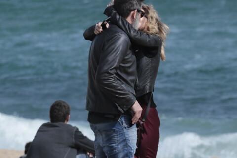 Jeffrey Dean Morgan et Hilarie Burton: Baisers à la plage pour le couple discret