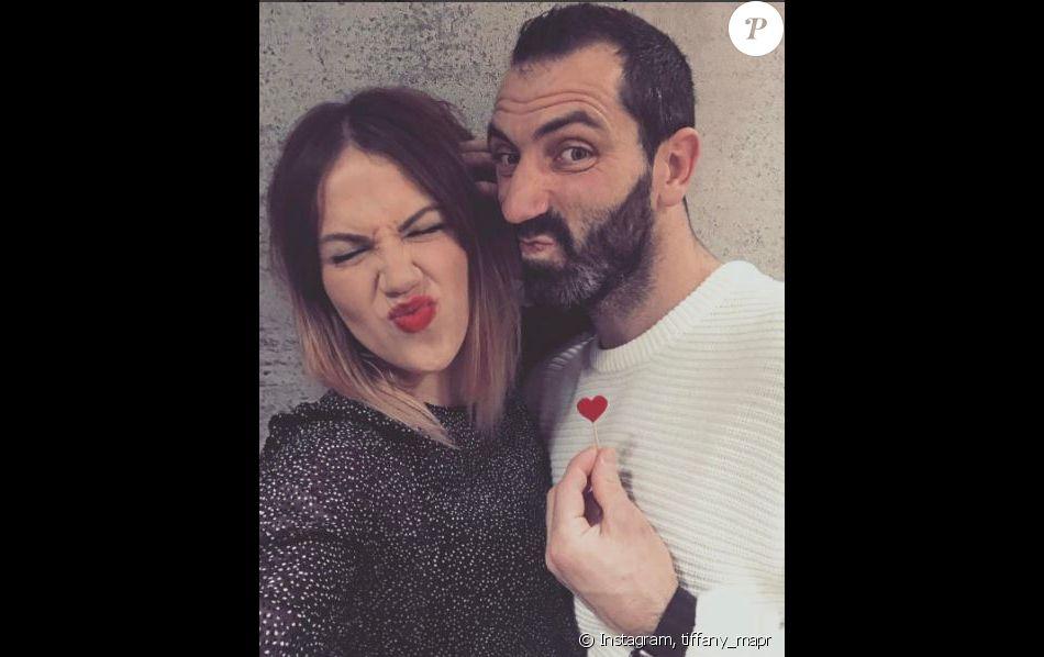 """Tiffany et Justin de """"Mariés au premier regard"""" amoureux, Instagram, 2017"""