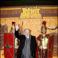 Claude Berri pour la sortie d'Astérix aux Jeux Olympiques