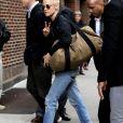 Kristen Stewart à New York, le 9 mars 2017.
