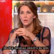 Mélissa Theuriau redoute que son fils Léon suive les pas de son papa Jamel