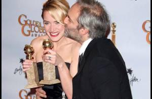 Kate Winslet, Mickey Rourke, Colin Farrell et toutes les stars... trop fiers de leurs trophées !