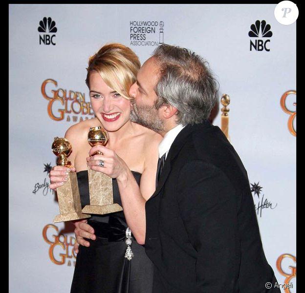 Danny Boyle et son Golden Globe !