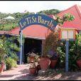 Le Ti St Barth, où Johnny et Laeticia Hallyday vont parfois déjeuner lorsqu'ils passent leurs vacances à Saint-Barthélémy.