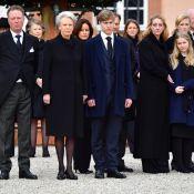 Obsèques du prince Richard : La douleur de la princesse Benedikte et des siens...