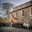 - Obsèques du prince Richard de Sayn-Wittgenstein-Berleburg à Bad Berleburg en Allemagne le 21 mars 2017.21/03/2017 - Bad Berleburg