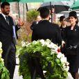 La princesse Mary de Danemark - Obsèques du prince Richard de Sayn-Wittgenstein-Berleburg à Bad Berleburg en Allemagne le 21 mars 2017. 21/03/2017 - Bad Berlebourg