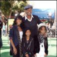 Jada Pinkett Smith et sa petite famille Willow, Jayden et Will