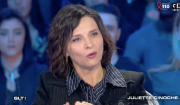 """Juliette Binoche évoque son Oscar. Emission """"Salut les Terriens !"""" sur C8. Le 25 mars 2017."""