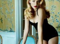 La charmante Blake Lively métamorphosée en femme fatale...