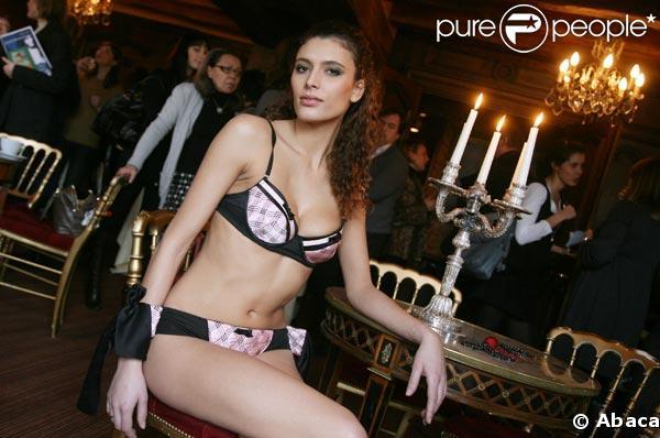 Emmanuelle de l'émission Top Model saison 1