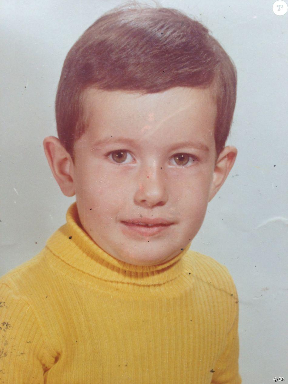 Le célèbre Pascal Soetens lorsqu'il avait 8 ans.