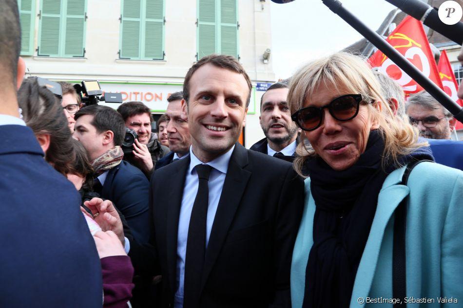 Emmanuel Et Brigitte Macron Leur Difference D Age Surprend