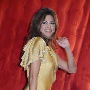 Eva Mendes : La maîtresse du look rétro est toujours aussi glamour...