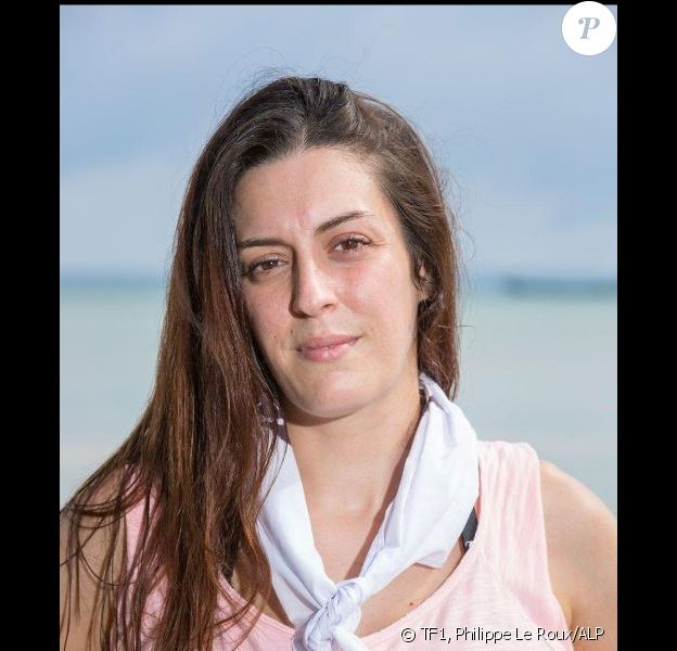 "Maria, candidate de ""Koh-Lanta Cambodge"", TF1"