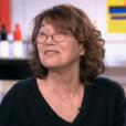 Jane Birkin a évoqué avec Catherine Ceylac sa situation sentimentale actuelle dans l'émission Thé ou Café diffusée le 1er avril 2017 sur France 2.
