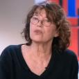 Jane Birkin dans l'émission Thé ou Café du 1er avril 2017 sur France 2.