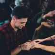 Billy Crawford a demandé la main de sa chérie Coleen Garcia, aux Philippines, le 20 décembre 2016.