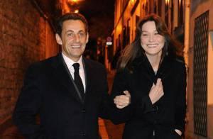 Nicolas Sarkozy et Carlita : un couple amoureux et... finalement comme tout le monde !