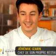 """Jérémie qualifié pour la finale de """"Top Chef 2017"""", la demi-finale. Sur M6, le 12 avril 2017."""