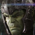 """Hulk dans Thor : Ragnarok."""