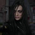 """""""Cate Blanchett dans Thor : Ragnarok."""""""